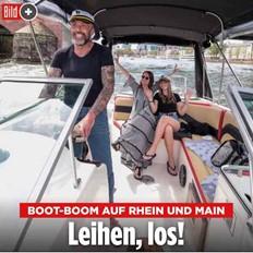 Leinen los auf Maosel, Main und Rhein