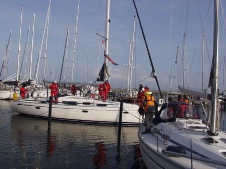 Ausbildungstörn für den Sportküstenschifferschien (SKS)